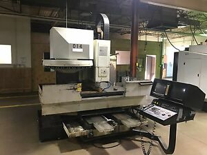 Hurco Cnc Mill Bmc 45p Vertical Machining Center Ultimax 3 Control
