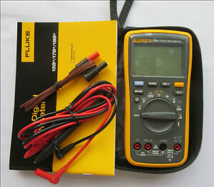 Newest Fluke Digital Multimeter 17b F17b Replace Fluke
