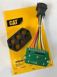 New Genuine Oem Cat Caterpillar 223 6542 6 led Lightbar Backup Lamp Module