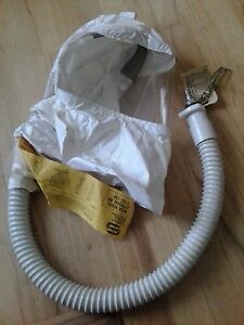 Bullard V30 Constant Flow Breathing Tube With Bullard 20 t Respirator