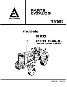 Allis Chalmers C Wiring Diagram