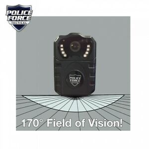 Pfbc Phd Police Force Tactical Body Camera Pro Hd Night Vision Capable ip56 R