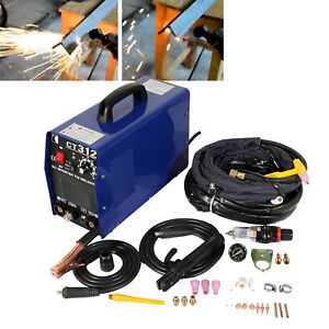 3in1 Multi Tig Mma Air Plasma Cutter Cutting Welder Welding Machine