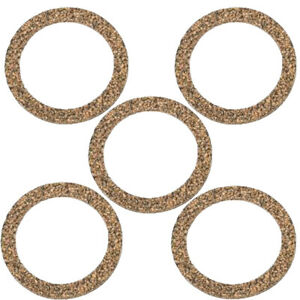 Five 5 Sediment Bowl Gaskets Fit Farmall Fits John Deere Allis Chalmers Oliver