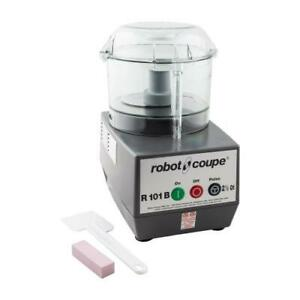 Robot Coupe R101 B Clr Commercial Food Processor Replaces R100 Clr Model