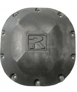 Ford Jeep 8 8 Riddler Mfg High Strength Off Road Rear Differential Cover Rf88
