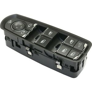Window Switch For 2011 2014 Porsche Cayenne 2010 Panamera Front Left Side
