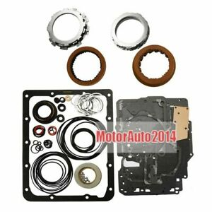 Slxa Bmxa Transmission Master Rebuild Kit For Honda 4 Speed Civic 01 05 1 7l