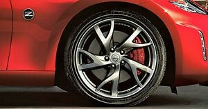New 19 Nissan 370z 370 Z Rays Engineering Forged Oem Wheels Tires Tpms