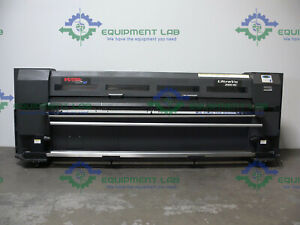 Vutek Ultra Vu 260 Sc Wide Format Cmyk 6 Color Solvent Printer