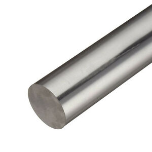 316 Stainless Steel Rod Round Bar Stock 25mm 0 984 Dia 41 Long Billet Ss Lathe