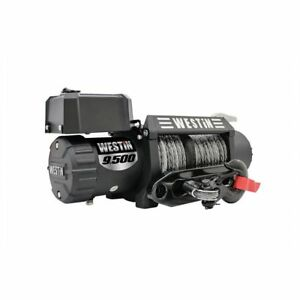 Westin Universal Synthetic Pull Lines Off road 9 5s Winch Rated 9500 Lbs 47 2103