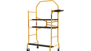 Scaffold 900 Lb Load Capacity Ladders Light Equipment Tools Heavy Residential