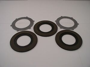 John Deere Winch Clutch Disk Kit At16844 at142063 t19615 3305 3315 3325 Usa
