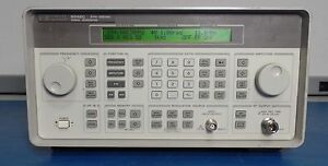 Agilent 8648c h09 9khz 3200mhz Synthesized Rf Signal Generator Tested Warranty