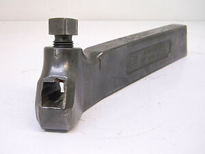 Used Armstrong Lathe Tool Bit Holder No 5 r
