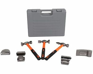 Woodward fab Auto Body Hammer And Dolly Kit wfhammerd