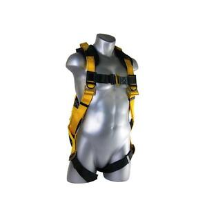 Safety Harness Lanyard Roof Climbing Sala Fall Protection Construction Full Body