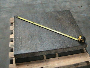 Granite Surface Plate 30 X 36 L4