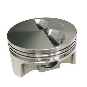 Howards Cams 840325305 Forged Pistons Flat Top 6 Rods 4 030 3 480 3 500 Stroke