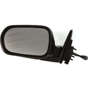 98 02 Honda Accord Driver Side Mirror Replacement Manual Remote