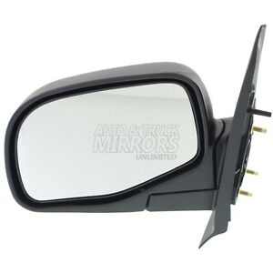 01 05 Ford Explorer Sport Trac Driver Side Mirror Replacement Manual