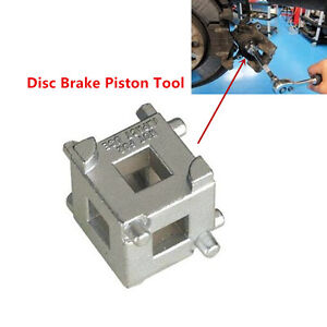 Rear Brake Disc Piston Caliper 3 8 Caliper Rewind Tool Wind Back Cube Adaptor