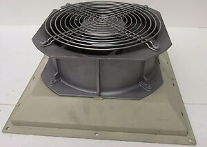 Rittal Fan and filter Unit Sk 3326115 115v 50 60hz 0 58 0 7a 64 80w 42009ev
