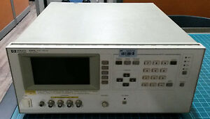 Keysight agilent hp 4284l Lcr Meter 20hz 500khz