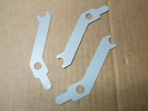 Starter Shims Kit Chevy Offset Staggered Bolt Pattern 350 454