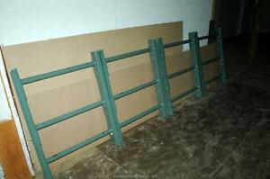 Hytrol 24 Conveyor Section Legs Stands