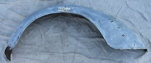 1937 1938 Chevy Gmc Rear Panel Suburb Used Driver Side Truck Fender 1 2