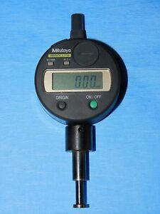 Mitutoyo Abolute Id s1012eb Digital Indicator Gauge Used Excellent Condition