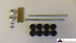 Fit 2000 2003 Chevrolet S10 2wd Sway Bar Link Kit New