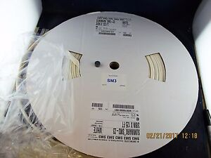 3 8 9 5mm White 125 Ft Heat Shrink Tubing 3 1 Ratio Sumitomo Sumimark Sm3 23