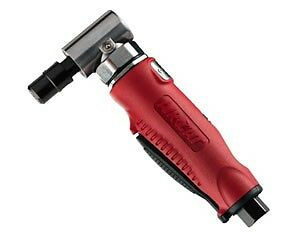 Aircat 6255r Right Angle Die Grinder Red