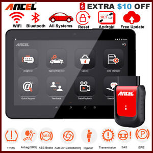 Xtuner E3 Wifi Full System Diagnostic Tool Automotive Scanner Abs Airbag Srs Epb