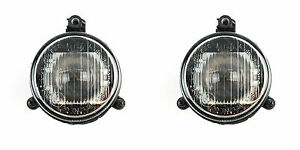 One Pair Of Hella Front Fog Lamps To Fit Lti Tx2 Tx1 London Taxi