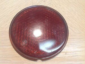 Lqqk Rare Vintage 2 3 4 Packard Early Combo Light Lamp Lens