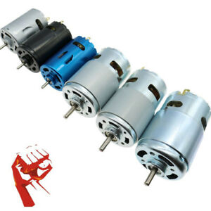 390 540 550 555 775 795 895 High Speed Torque Motor For Drill Toy Car Boat Model