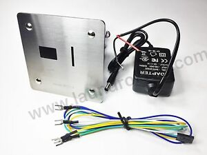 Alcd4 Coin Drop Dual Voltage 110v 220v For Md Model Washer replaces F20000300
