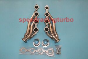 Stainless Caprice Ls1 Ls6 Lsx Stainless Shorty Chevrolet Engine Swap Header Ls