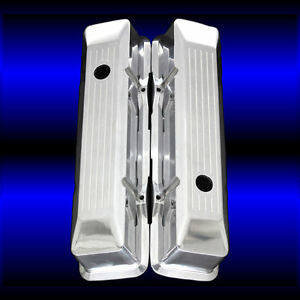 Valve Covers Aluminum Hi Tech Tall Sbc For Small Block Chevy 327 350 383 400