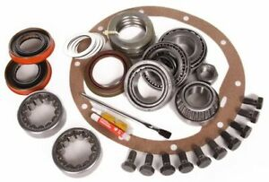 Gm 8 2 Camaro Chevelle Nova Chevy 10 Bolt Master Install Axle Seal Bearing Kit