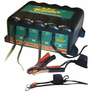 Battery Tender 022 0148 dl wh 12 volt 4 bank Battery Management System