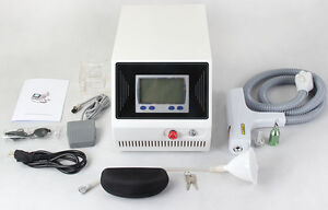 Pro Q switch Yag Laser Tattoo Eyebrow Callus Removal Laser Tatoo Removal Machine
