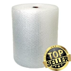Bubble Wrap 1 2 500 Ft X 12 Large Padding Perforated Shipping Moving