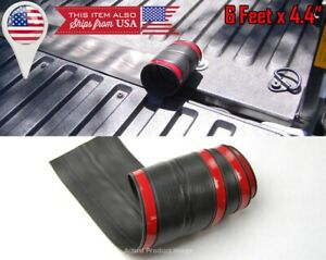 6 X 4 4 Universal Rubber Truck Bed Tailgate Gap Cover Filler Seal Shield Cap