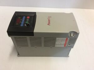 Refurbished Allen Bradley Powerflex40 Cat 22b d012n104 7 5hp