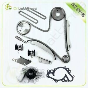 Timing Chain Water Pump Kit Fit 2006 Dodge Charger 2 7l V6 Dohc